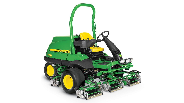 8000A E-Cut™ Hybrid Fairway Mower