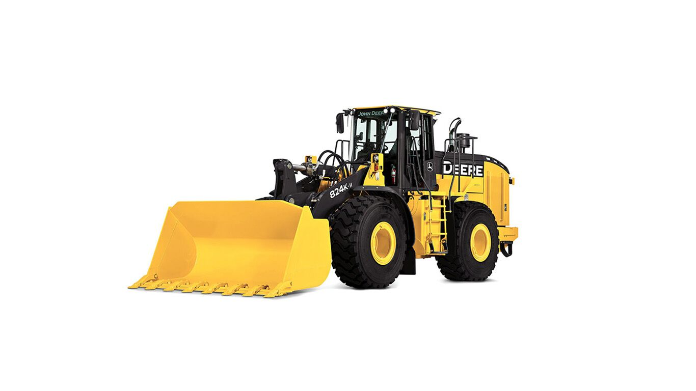 824K-II Wheel Loader