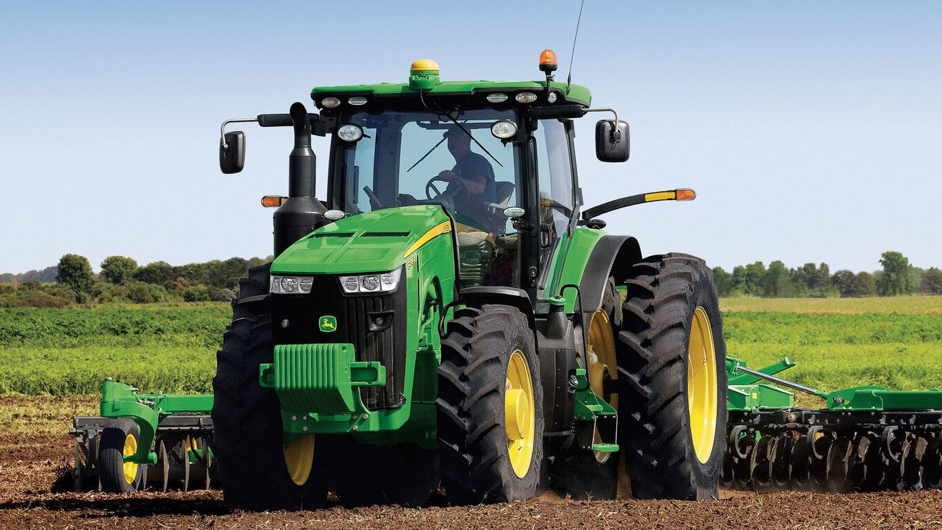 New 8270R Tractor