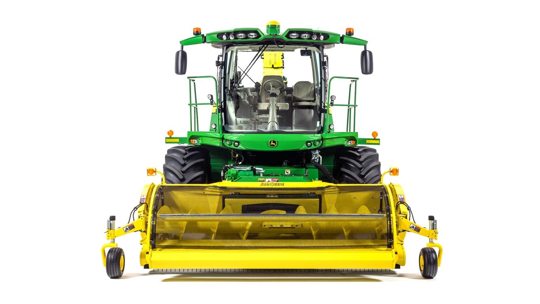 8500 Self-Propelled Forage Harvester