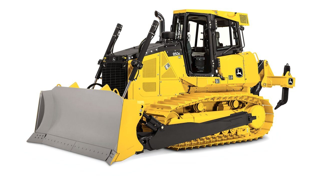 850K SmartGrade Crawler Dozer