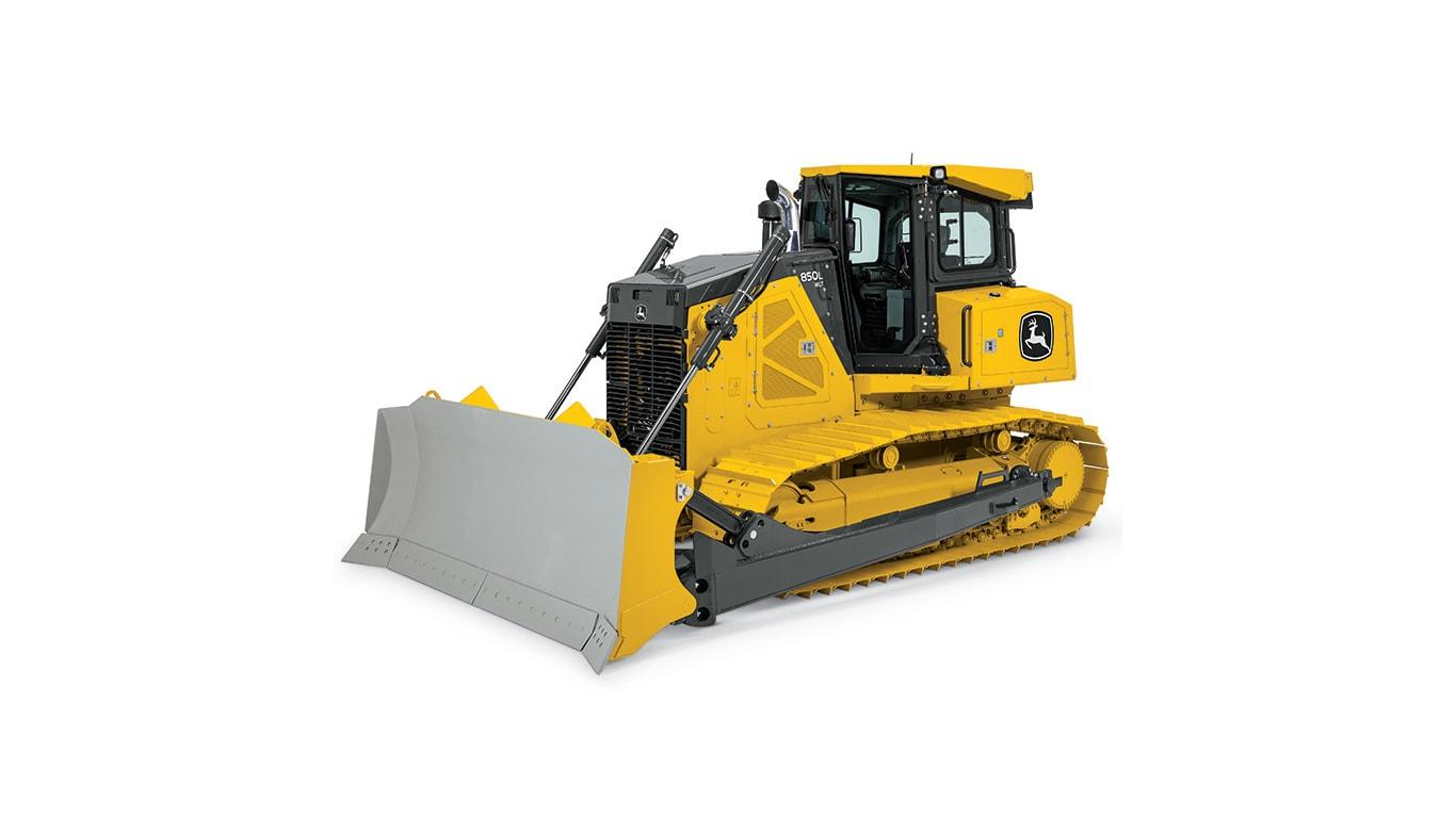 850L Crawler Dozer