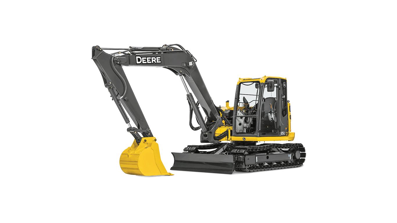 85G Mid-Size Excavator