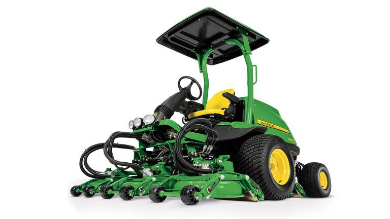 8800A TerrainCut™  Rough Mower