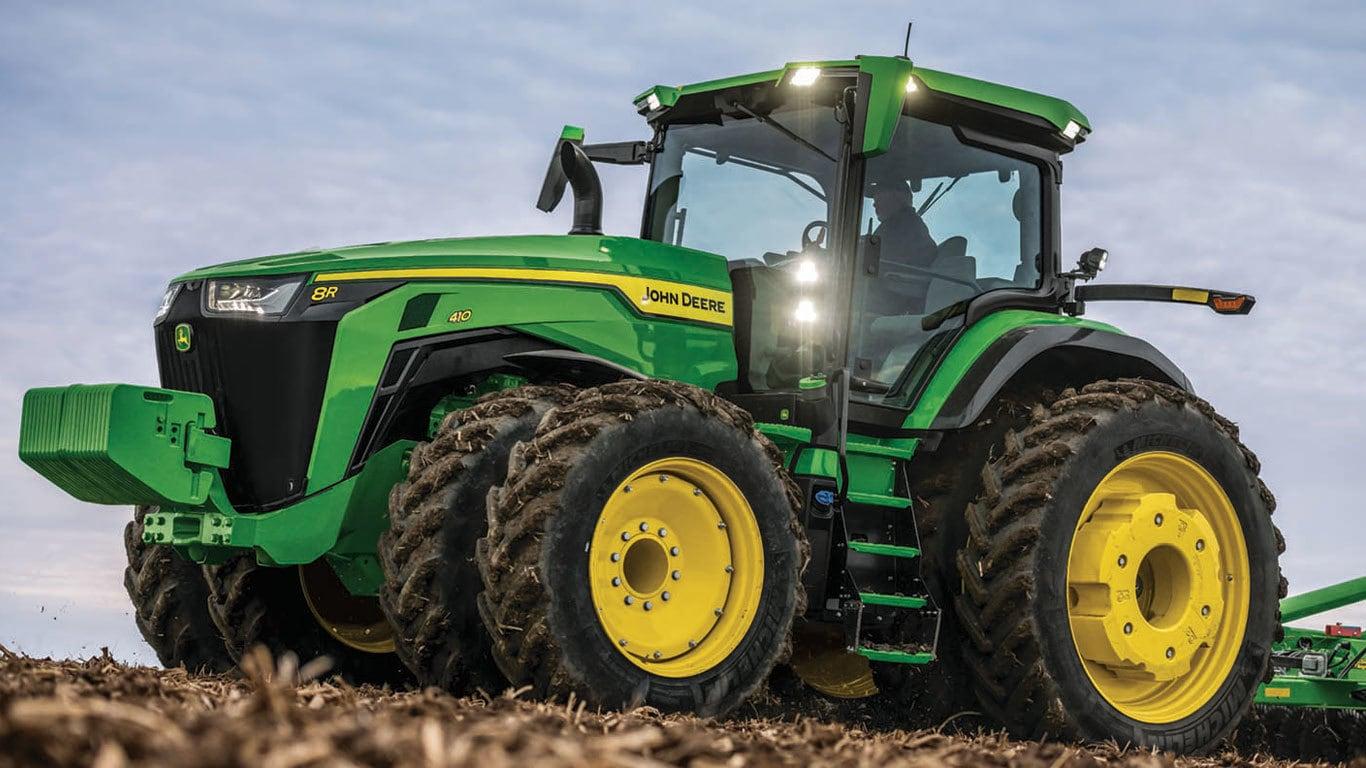 John Deere 8R 410 Row-Crop Tractor