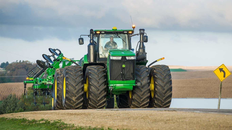 9520r Tractor New Tractors Kibble Equipment. New 9520r Tractor. John Deere. John Deere 7200 Tractor Pto Diagram At Scoala.co