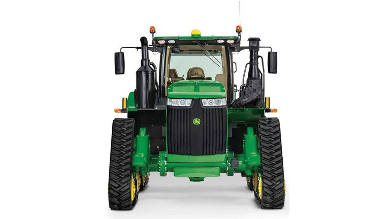 9520RX 4-Track, Wide or Narrow Tractor