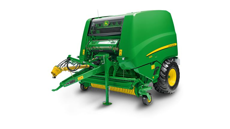 469 Round Baler - New Hay & Forage - Kibble Equipment