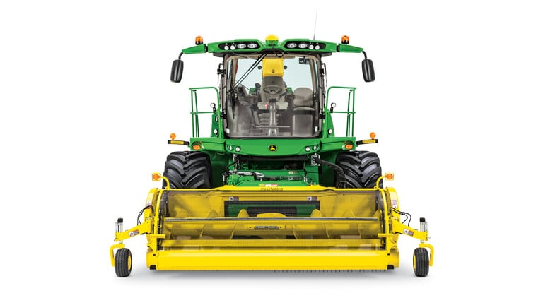 9600 Self-Propelled Forage Harvester