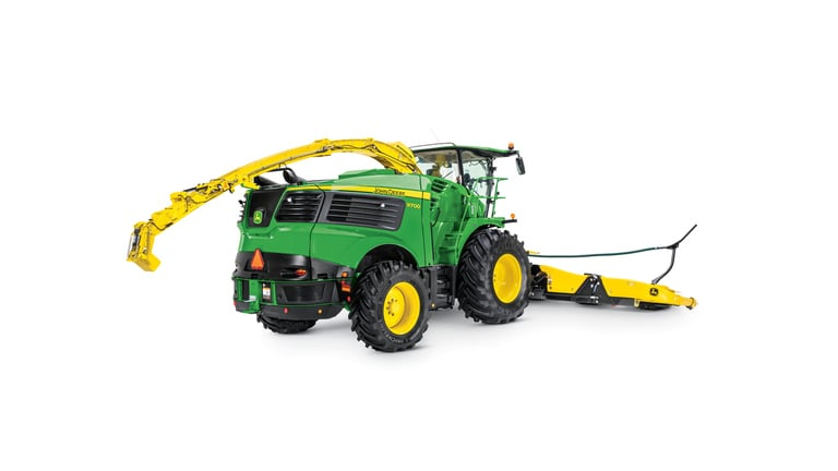 9700 Self-Propelled Forage Harvester