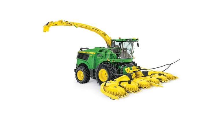 9800 Self-Propelled Forage Harvester