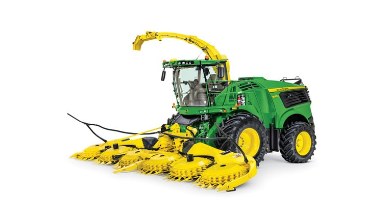 9900 Self-Propelled Forage Harvester