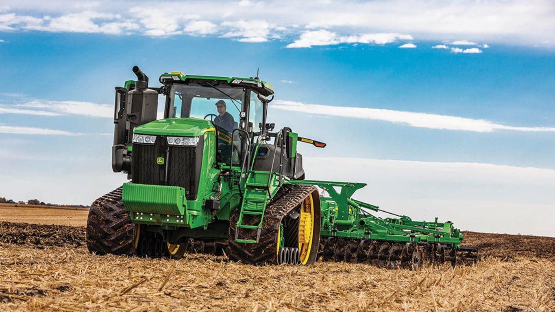 9RT 520 Tractor