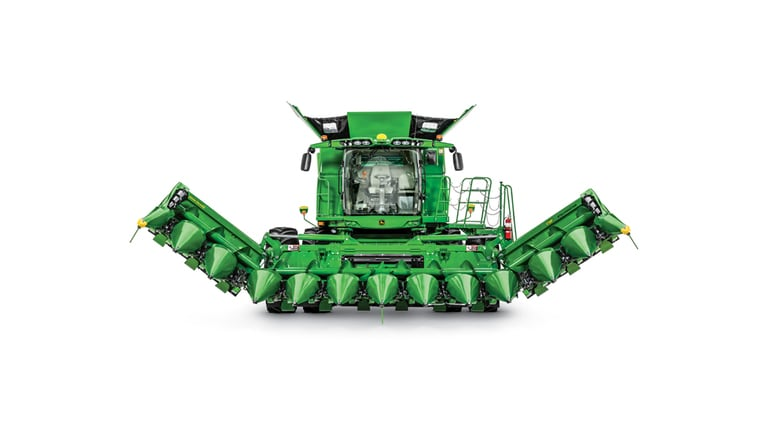 C12F Folding Corn Head