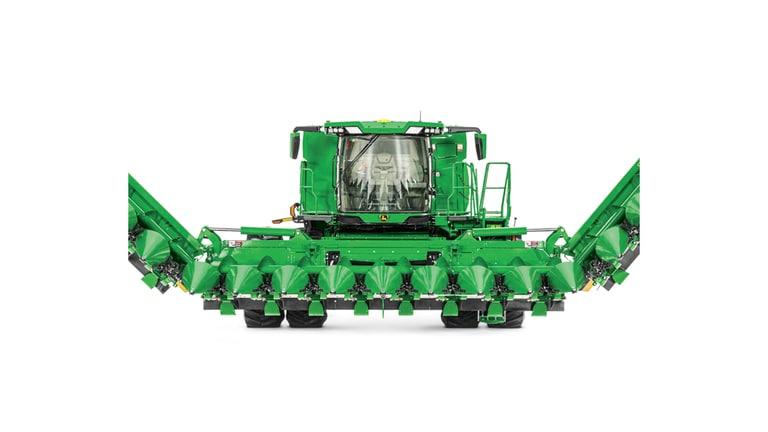 C18F Folding Corn Head