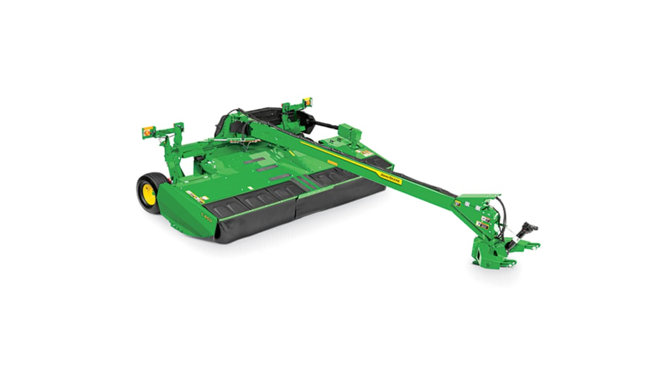 C450 Mower-Conditioner