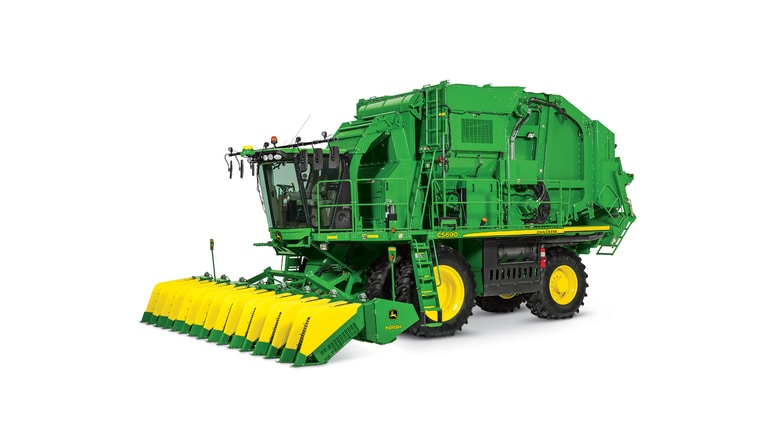 CS690 Cotton Stripper
