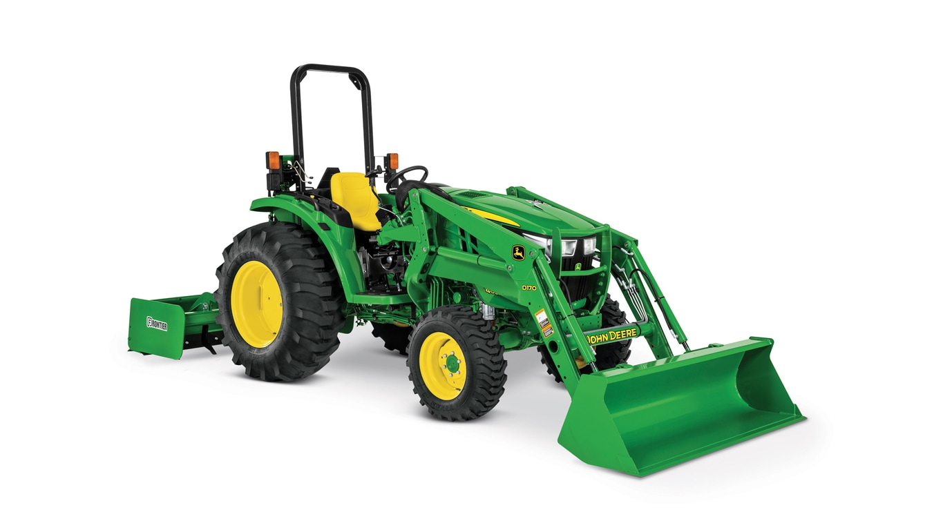 John Deere Attachments Product : D loader new loaders ritchie tractor