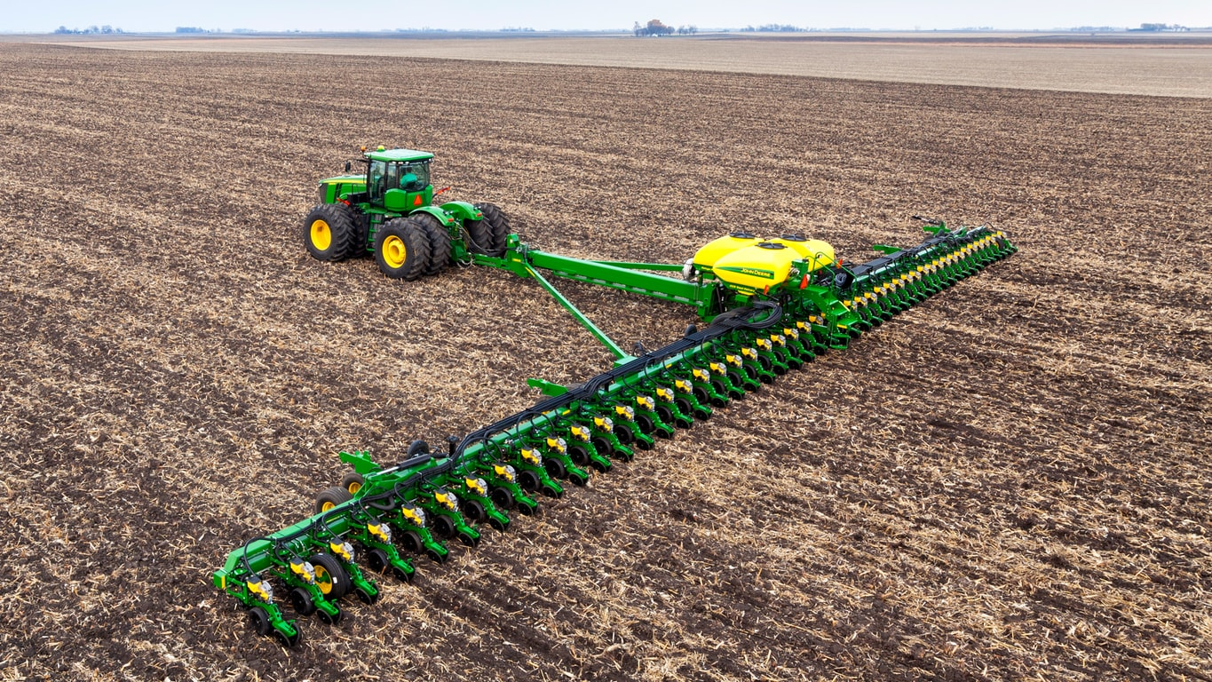 DB120 48Row30 Planter