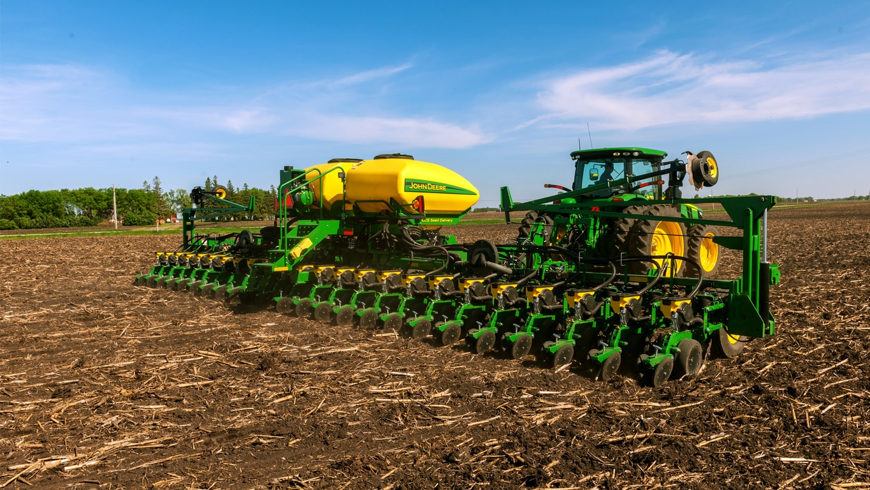 John Deere Performance Monitor >> DB44 24Row22 Planter - New Planters - Kenn-Feld Group