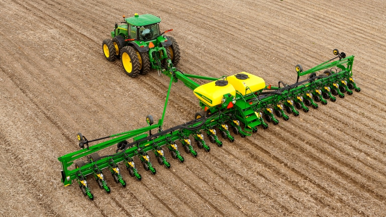 DB60 24Row Split 47 or 48 Planter