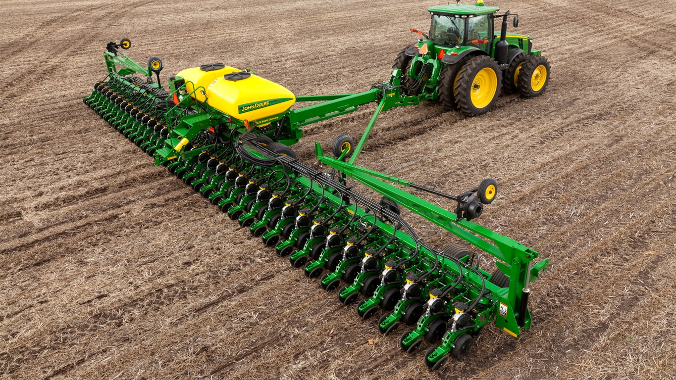 DB60 36Row20 Planter