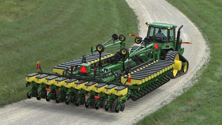 DB60T Planter
