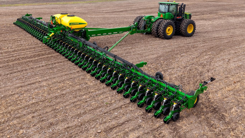 Biggest Seeder Of John Deere: New DB Planter Series