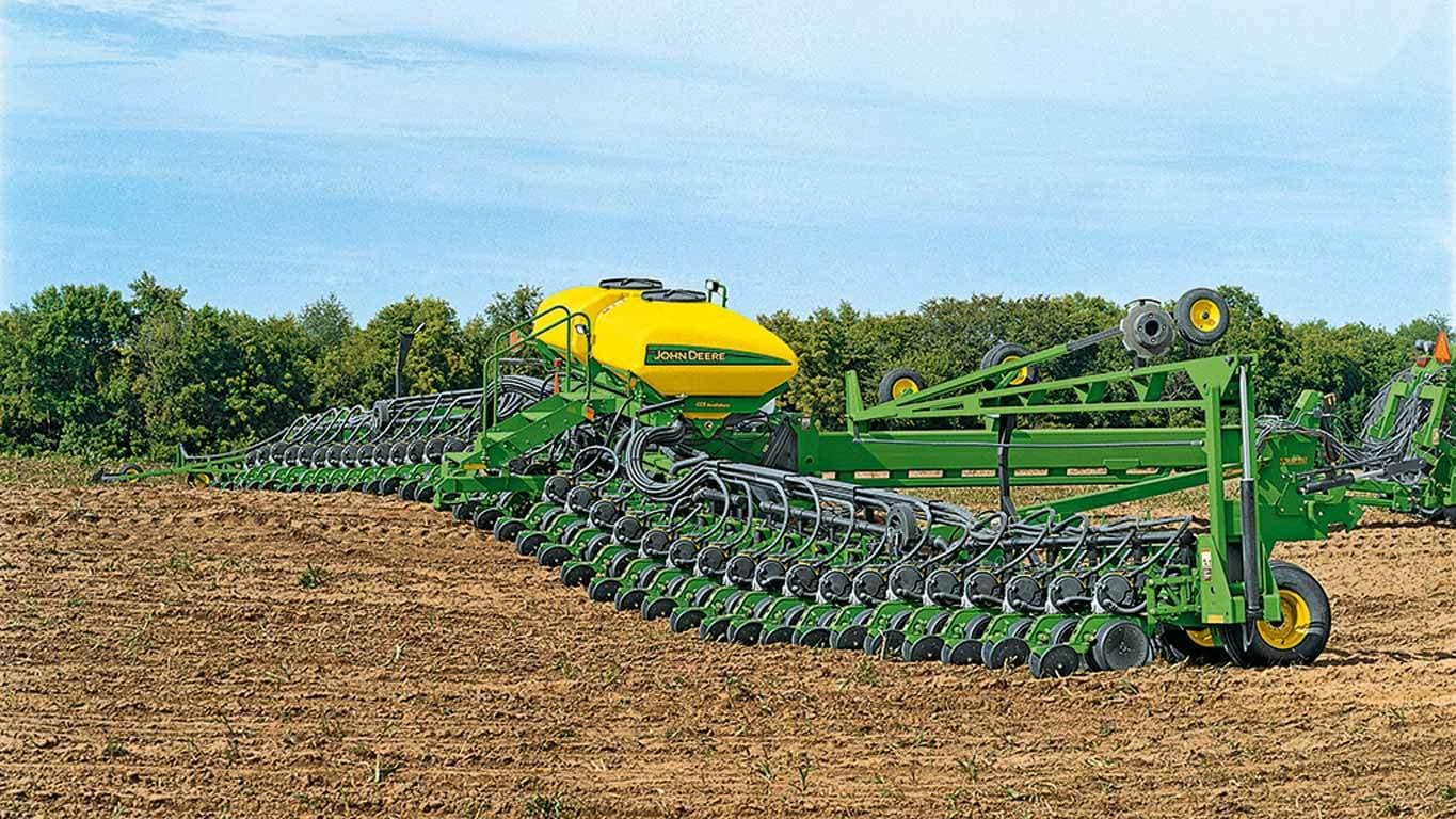 DB90 54Row20 Planter