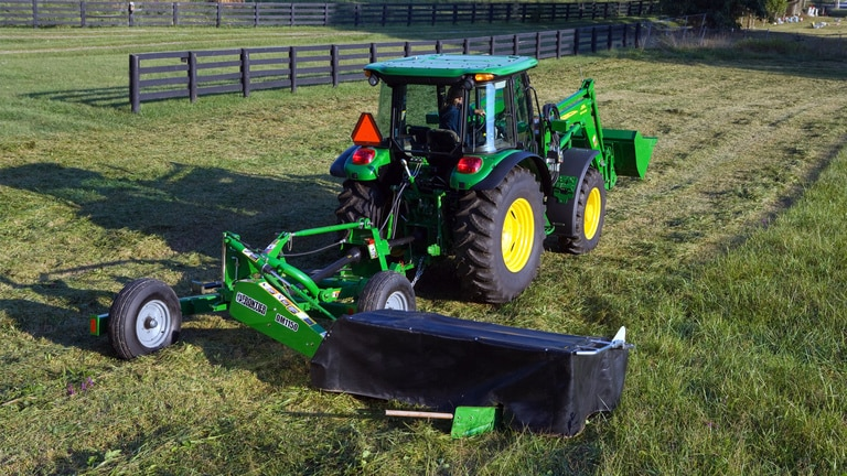 DC10 Series  Disc Mower Caddy