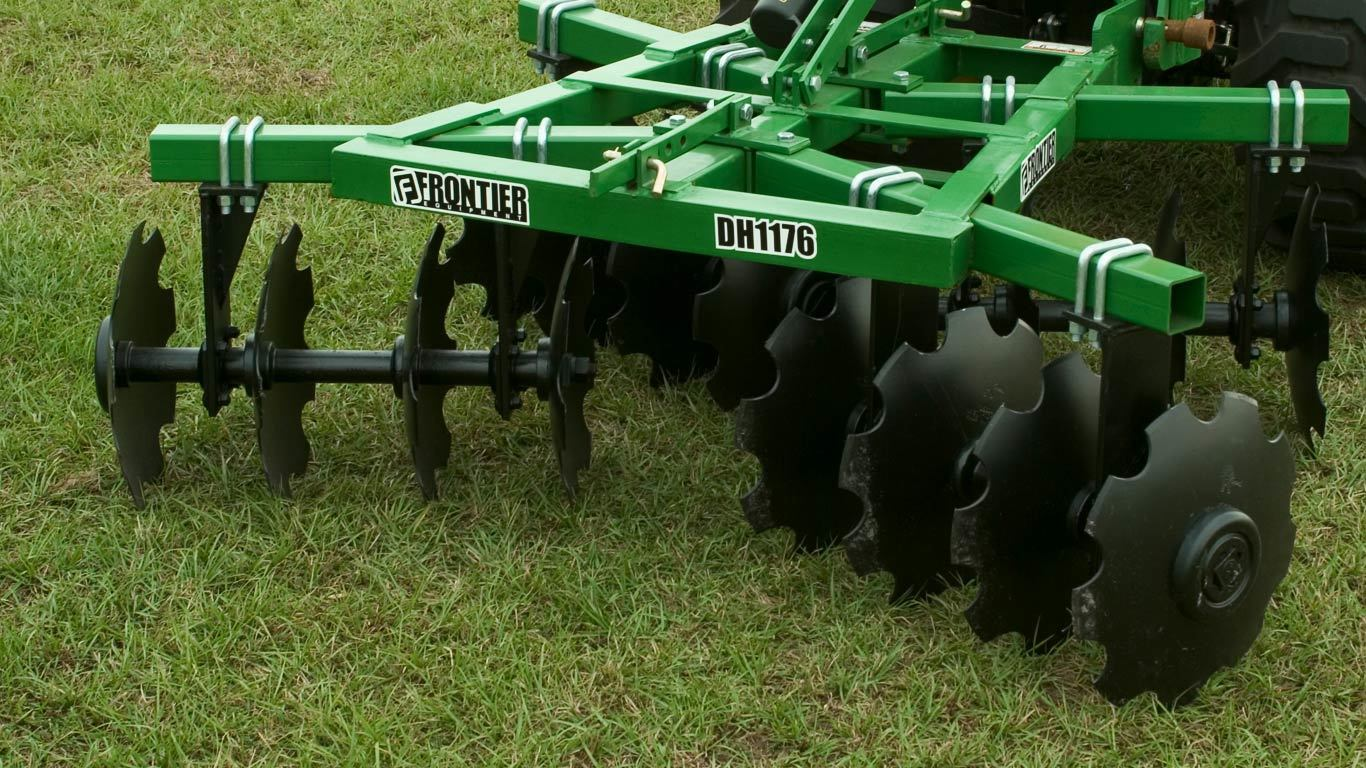 DH11 Series Disk Harrows