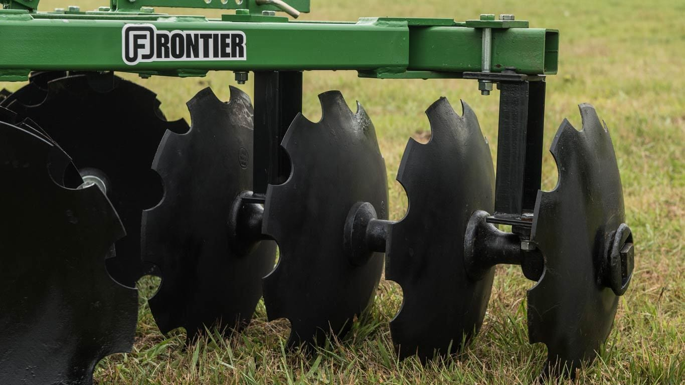 DH12 Series Disk Harrows