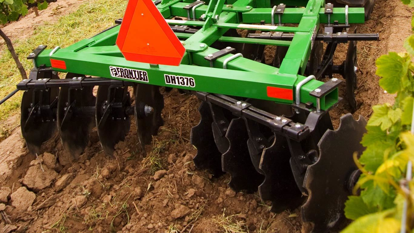 DH13 Series Disk Harrows