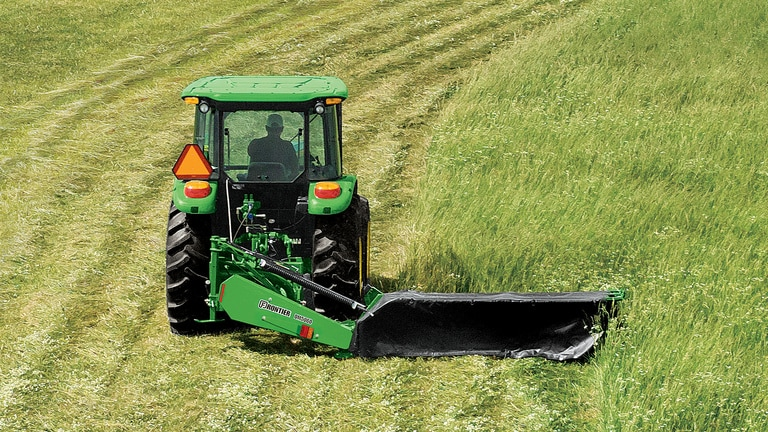 DM50 Series Disc Mowers