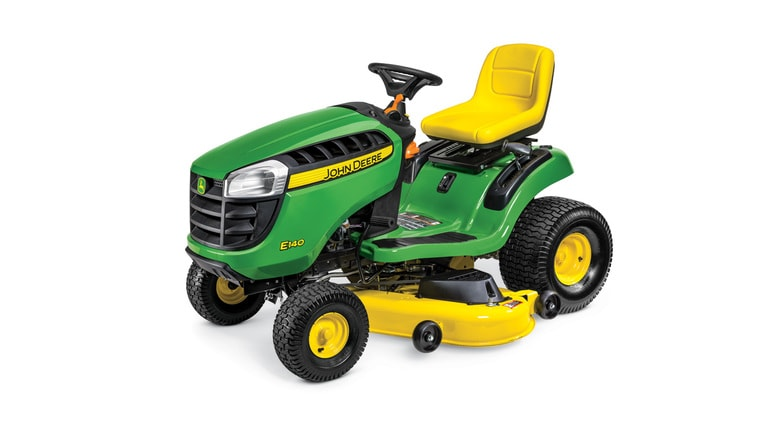 E140 Lawn Tractor
