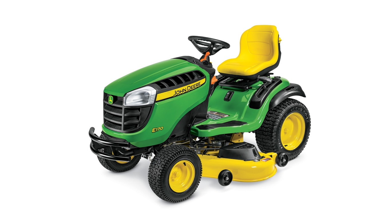John Deere Tractor Lift Problems : E lawn tractor new d series premier equipment