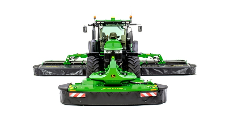F350R Front Mount Mower-Conditioner