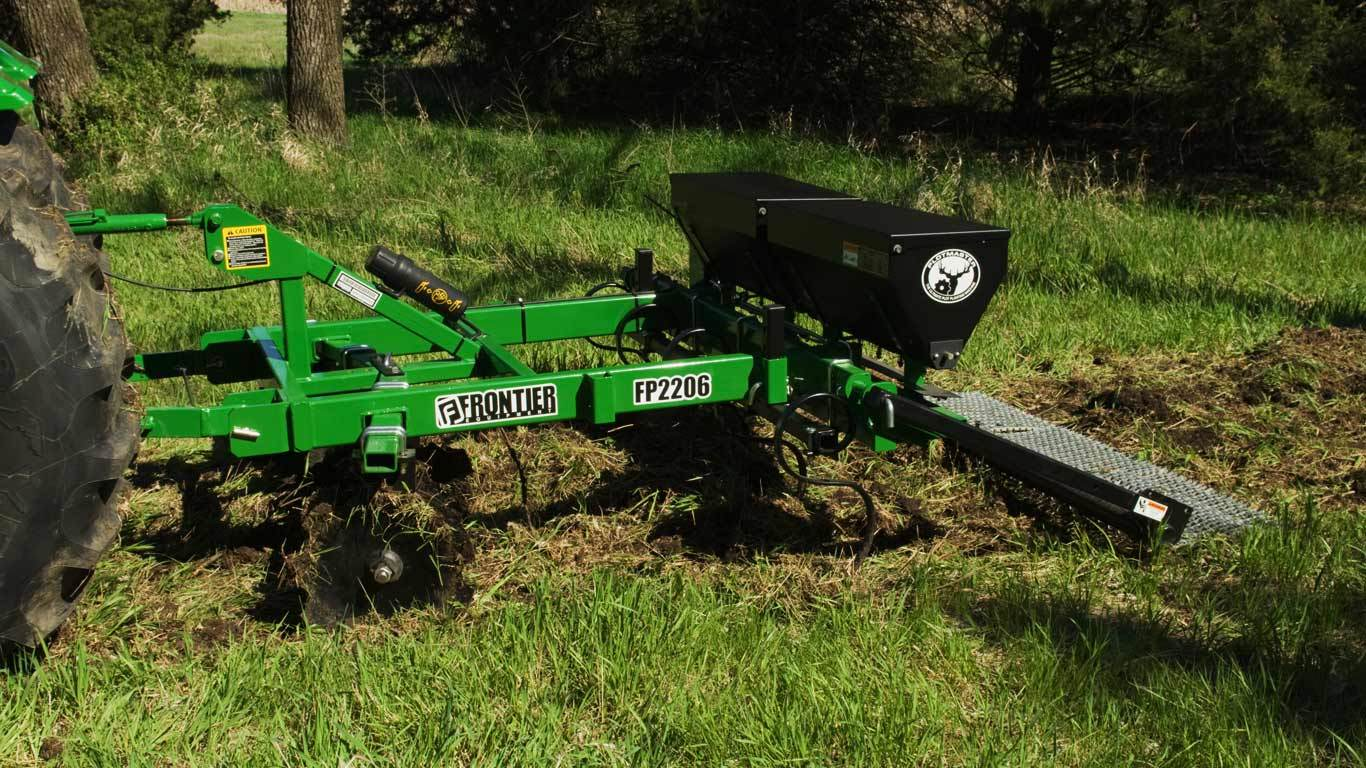 FP22 Series Food Plot Seeders