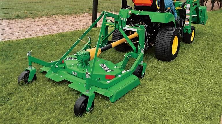 GM10 Series  Grooming Mowers