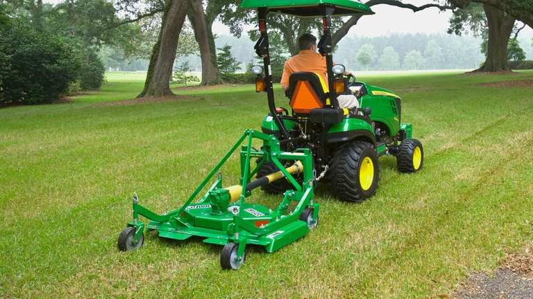 GM10E Series Grooming Mower