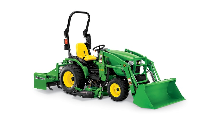 Utility Tractors - Bodensteiner Implement Company