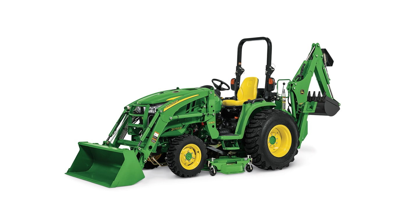 John Deere Attachments Product : H loader new loaders ritchie tractor