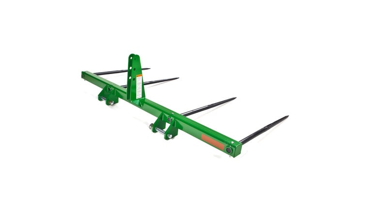 HS20 Series  3-Point Hitch Bale Spears