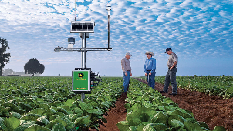 John Deere Field Connect™  Field Connect™