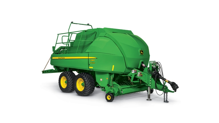 L340 Large Square Baler