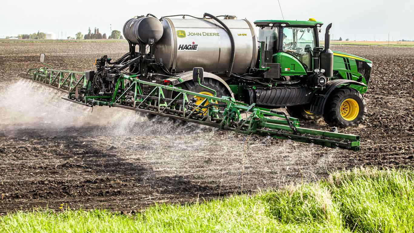 LS475 Liquid System for F4365 Nutrient Applicator