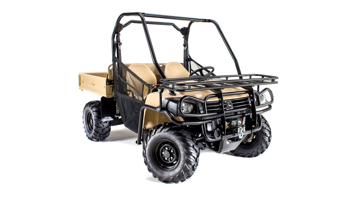 New M-Gator™ A3 Military Utility Vehicle