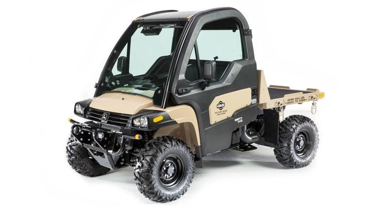 M-Gator™ A3-T Military Utility Vehicle