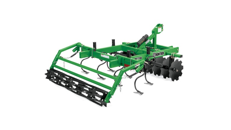 MF22 Series Mulch Finishers