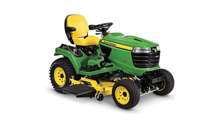 Model Year 2018 X739  Signature Series Lawn Tractor